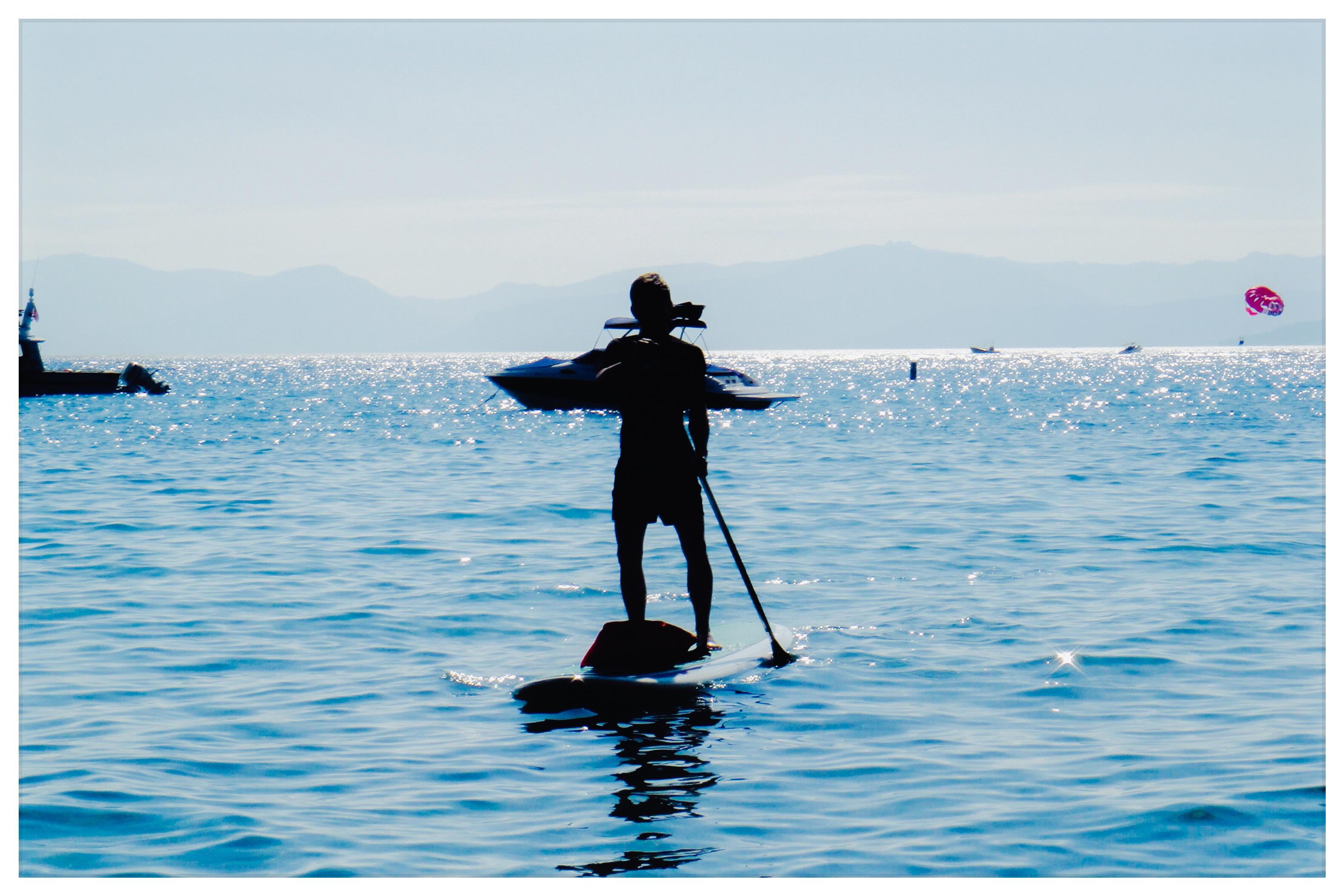Hyatt Lake Tahoe, Stand-up Paddling