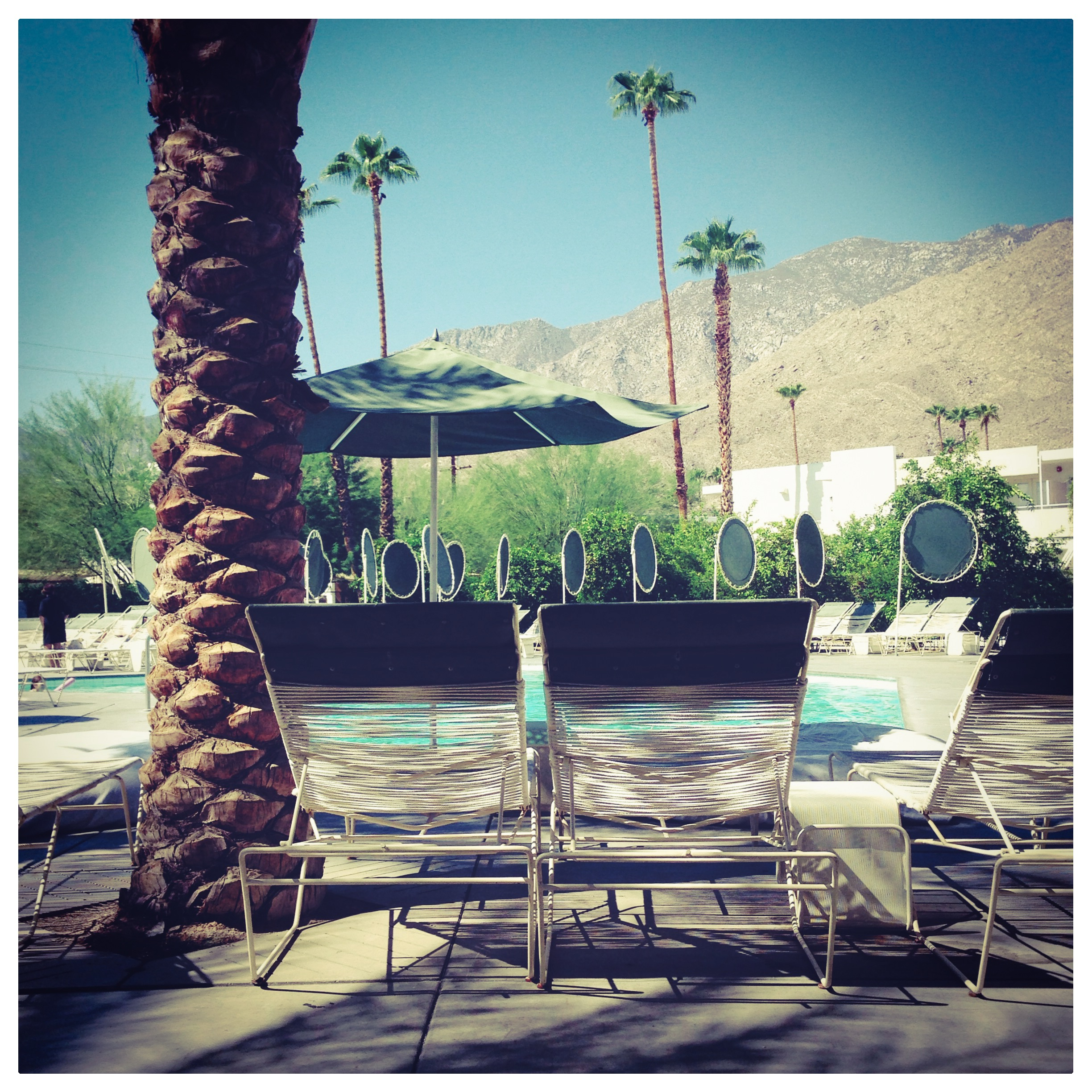 The Ace Palm Springs, Pool 1