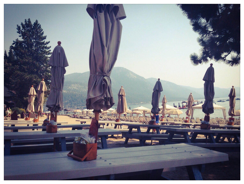 Hyatt Lake Tahoe, Beach Restaurant