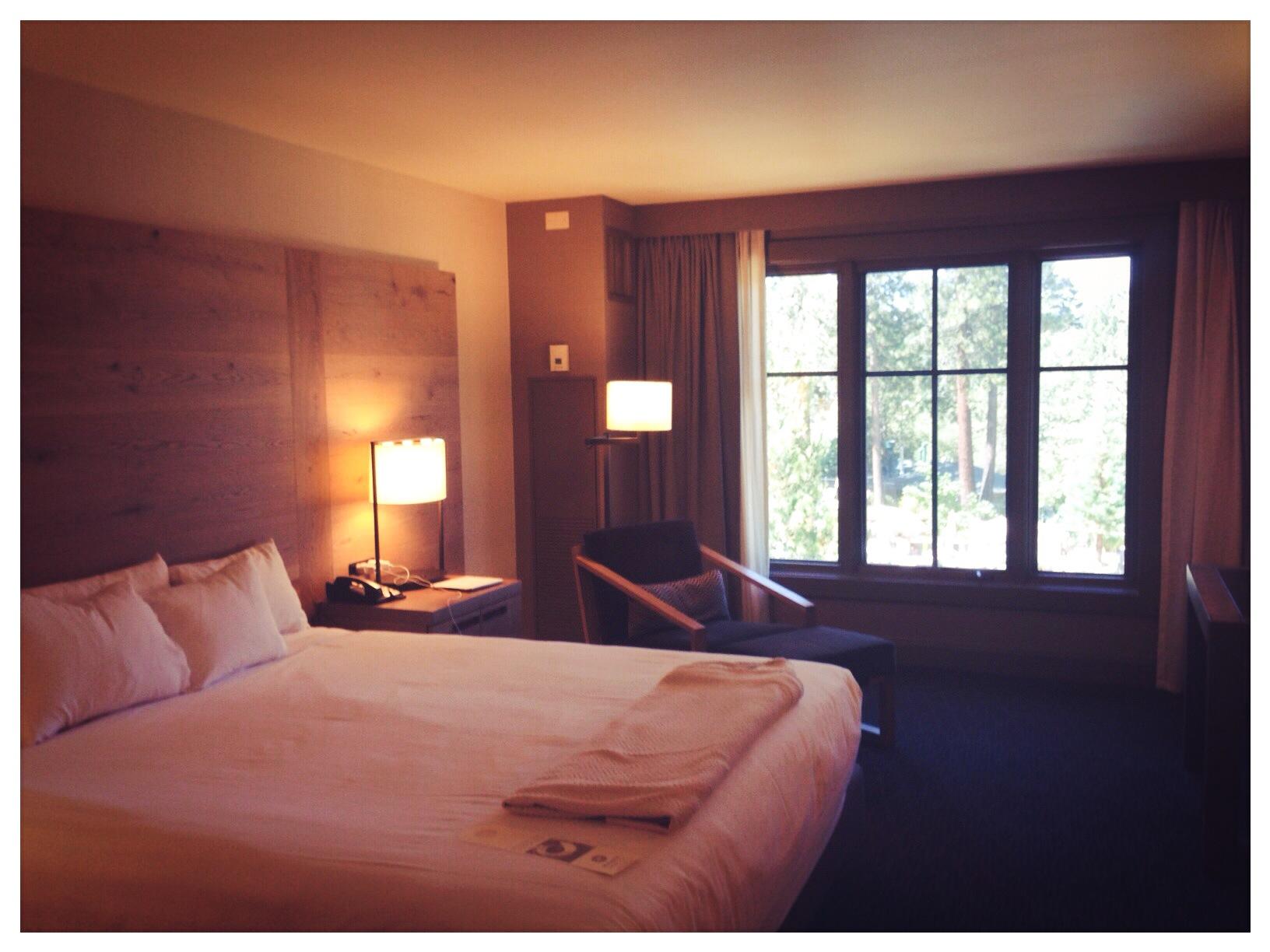 Hyatt Lake Tahoe, Our Room 1