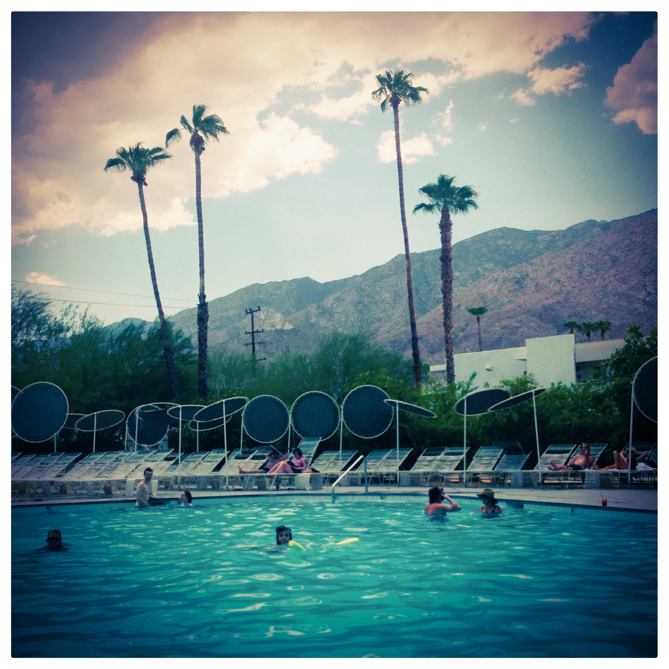 The Ace Palm Springs, Pool 2