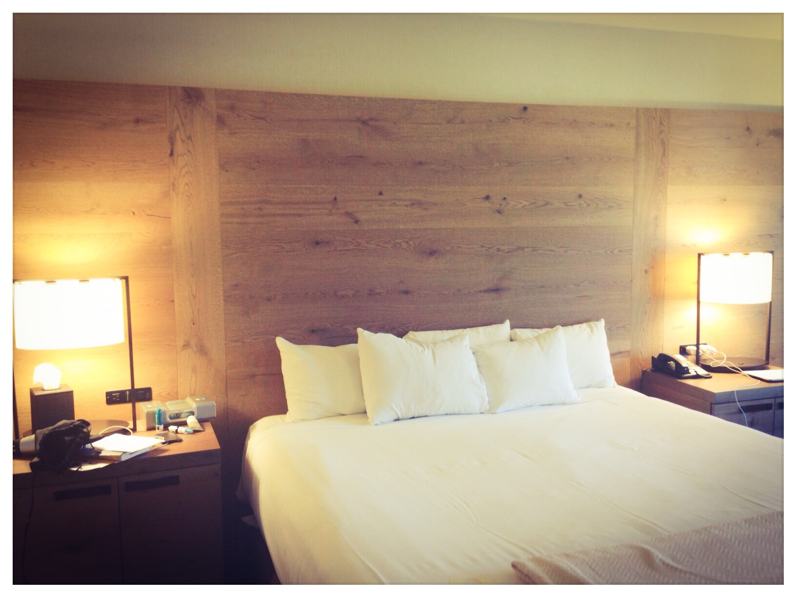 Hyatt Lake Tahoe, Our Room 2