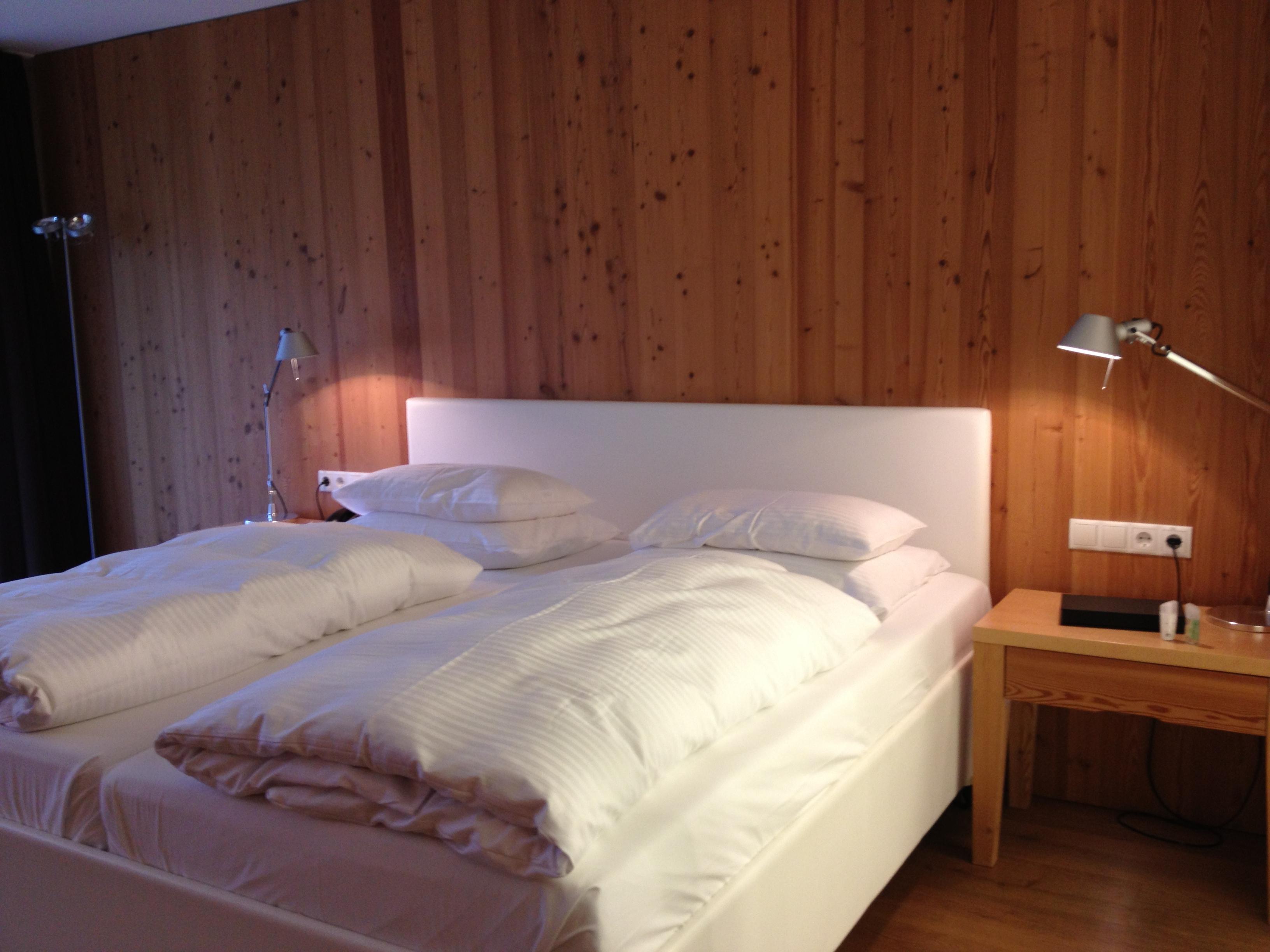 Das Kranzbach, Bed