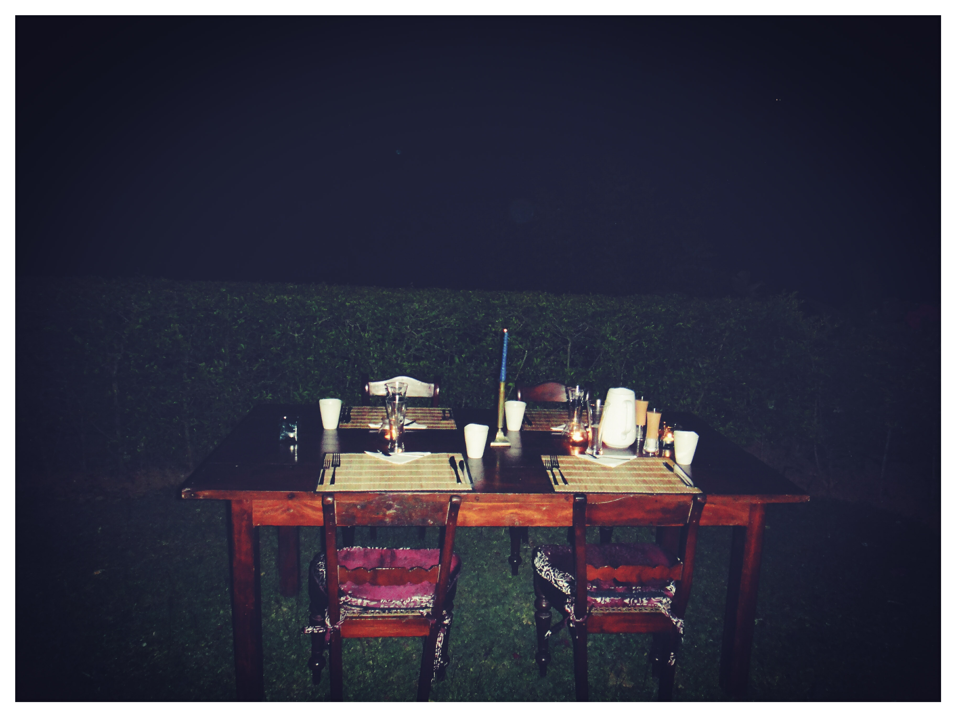 Amba Estate - Dinner