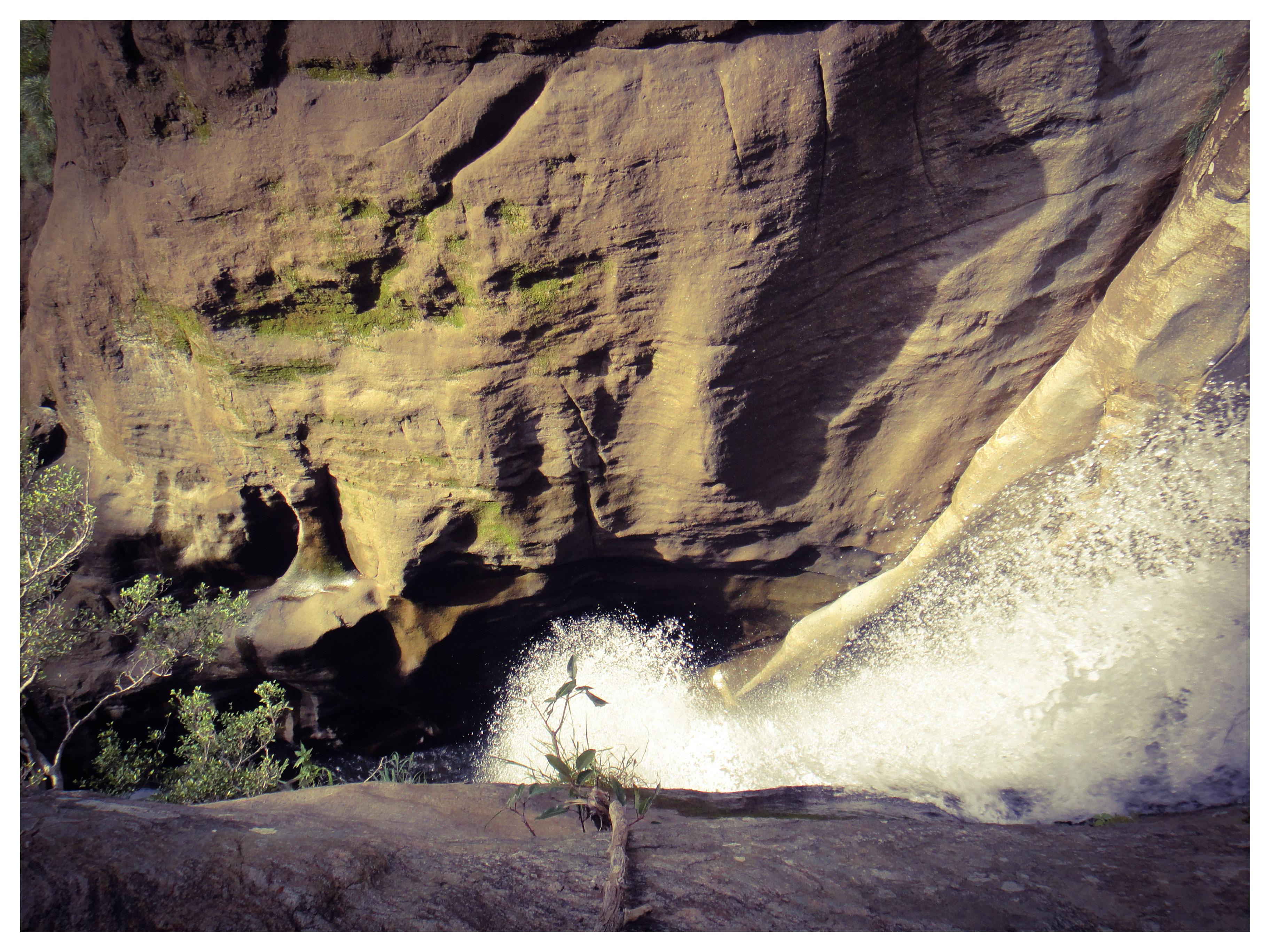 Amba Estate - Waterfall 3