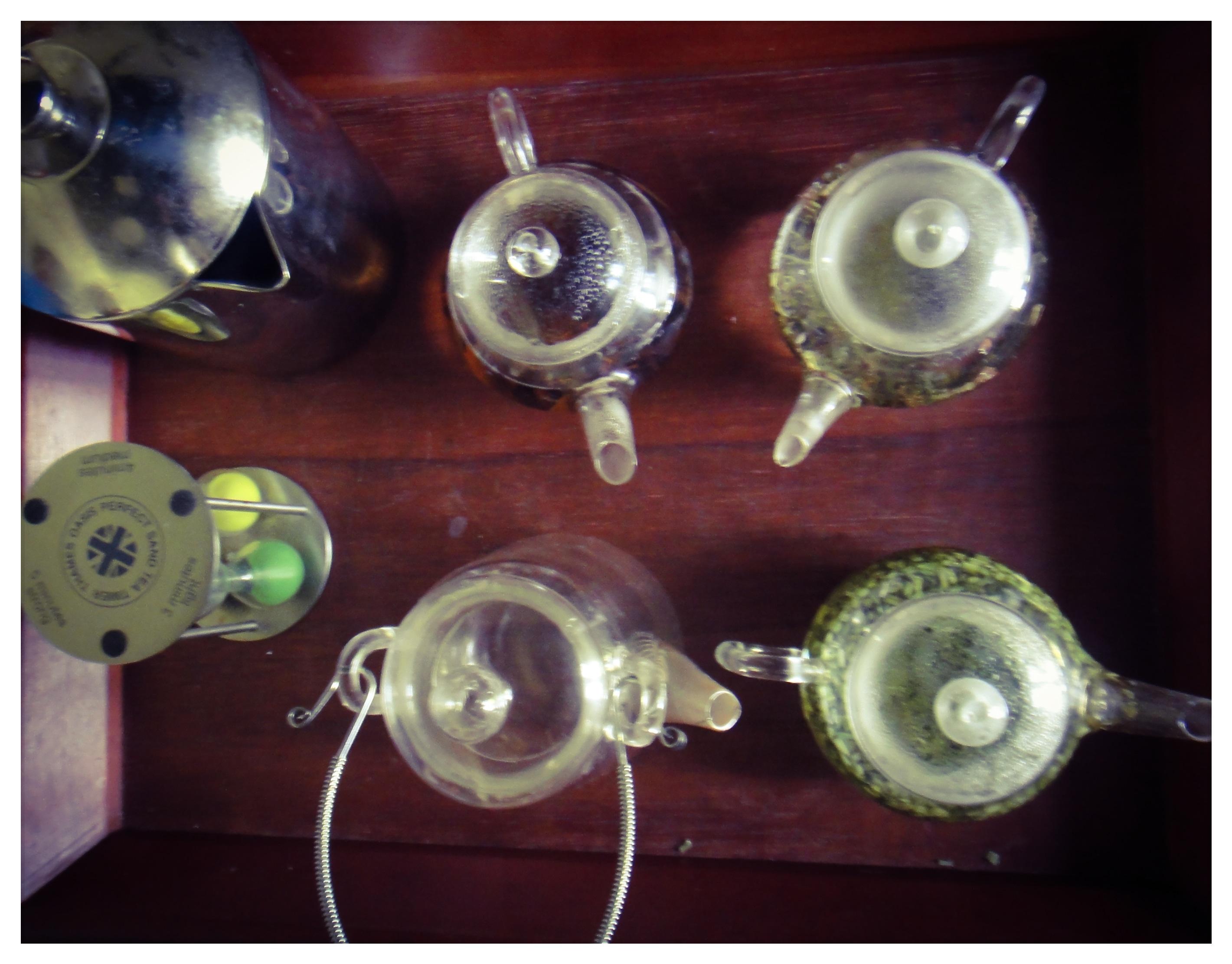 Amba Estate - Tea Tasting