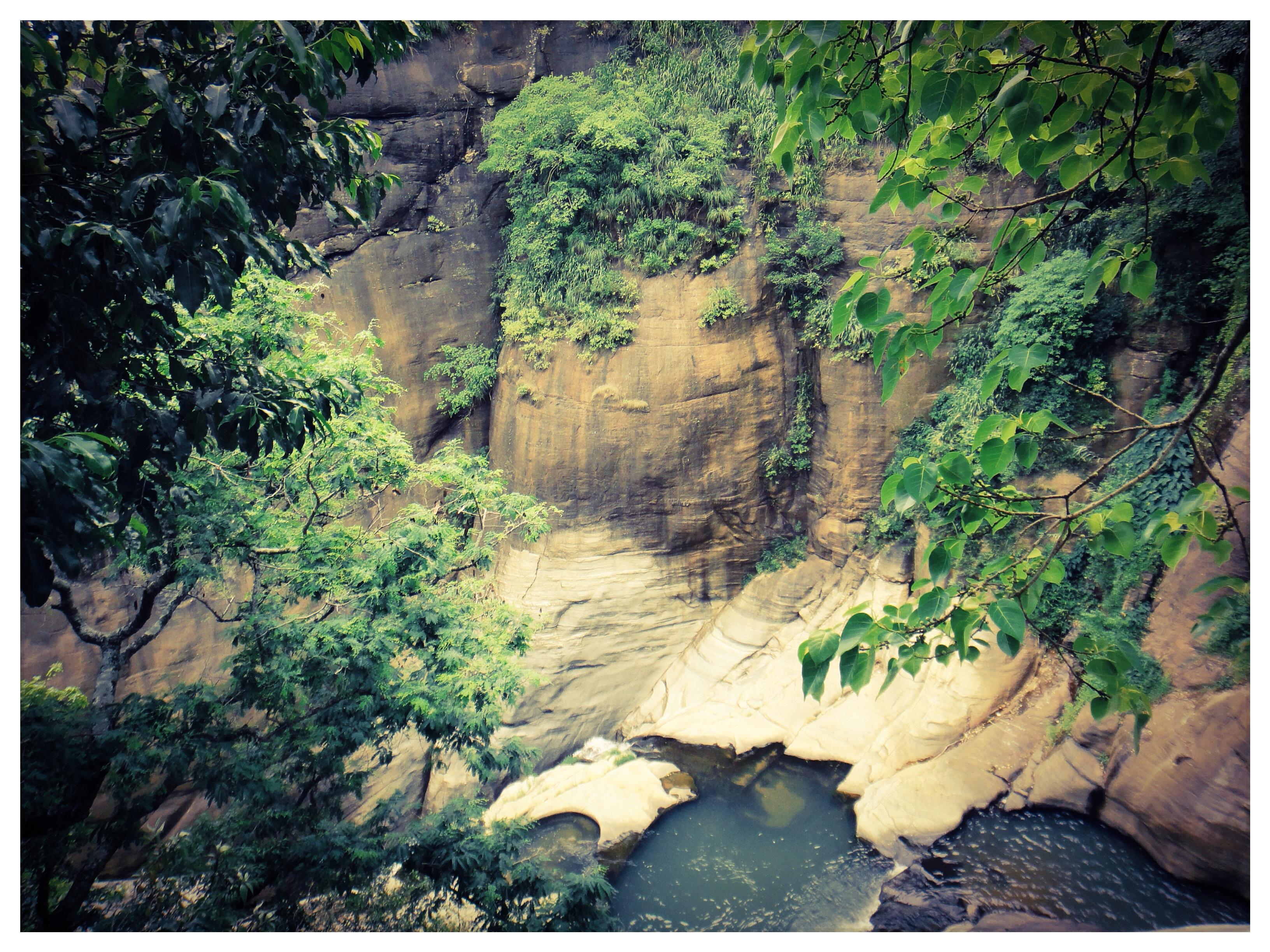 Amba Estate - Waterfall 2