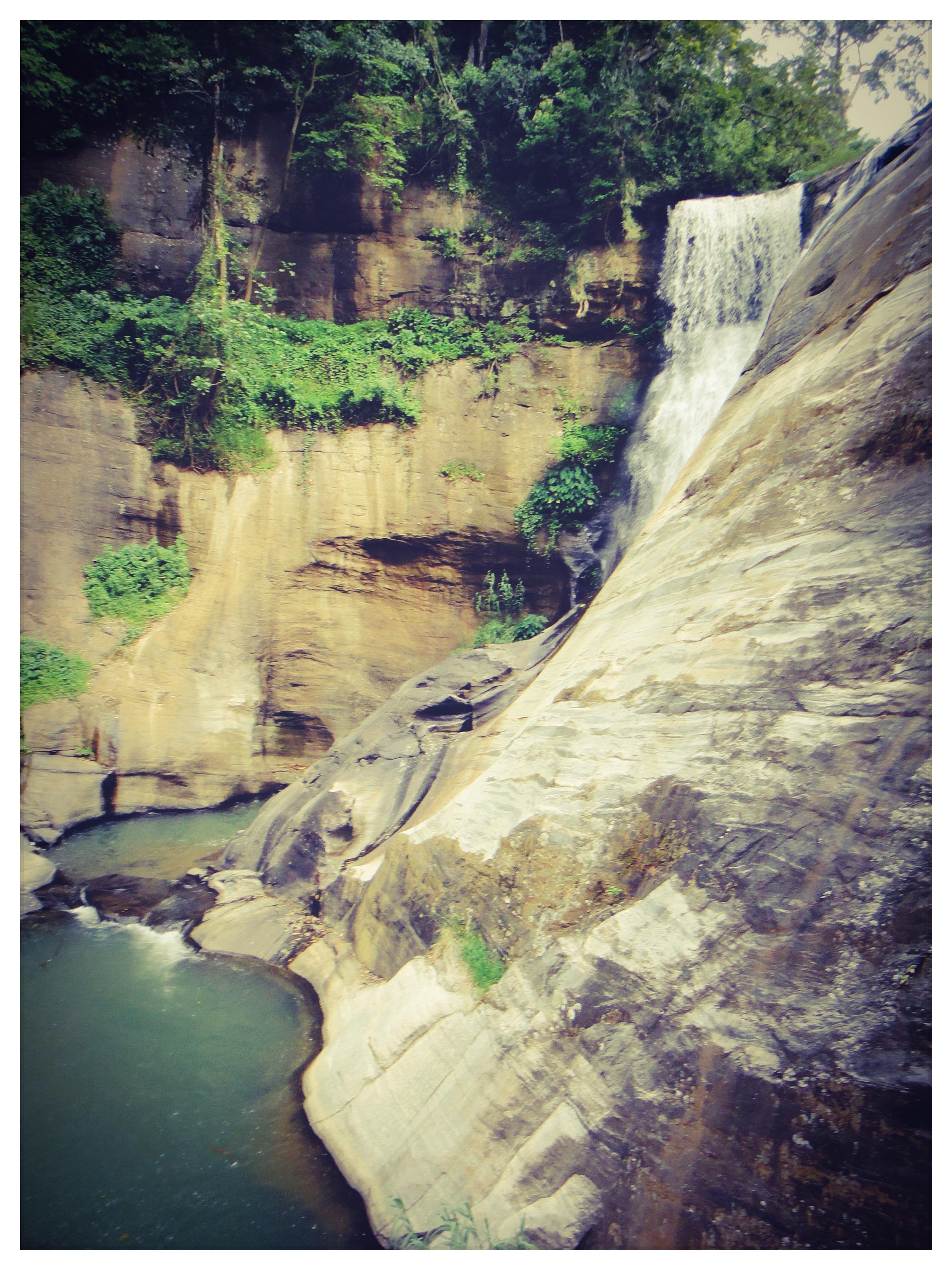 Amba Estate - Waterfall