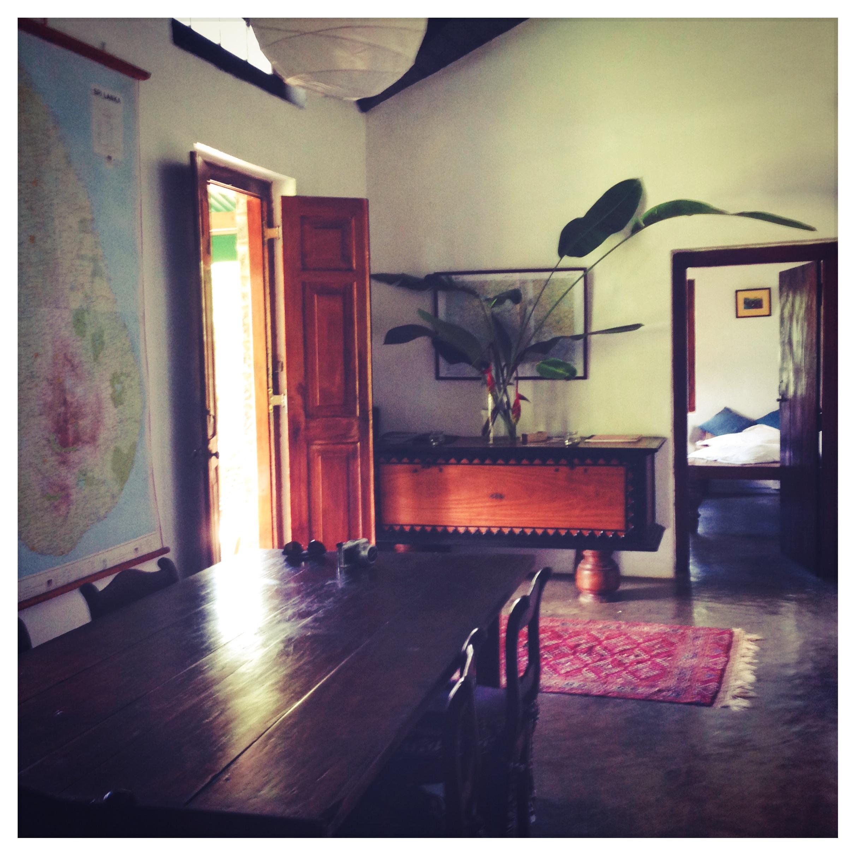 Amba Estate - Living Room