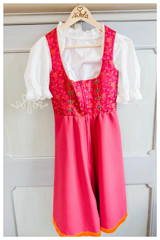 Pink Dirndl Love