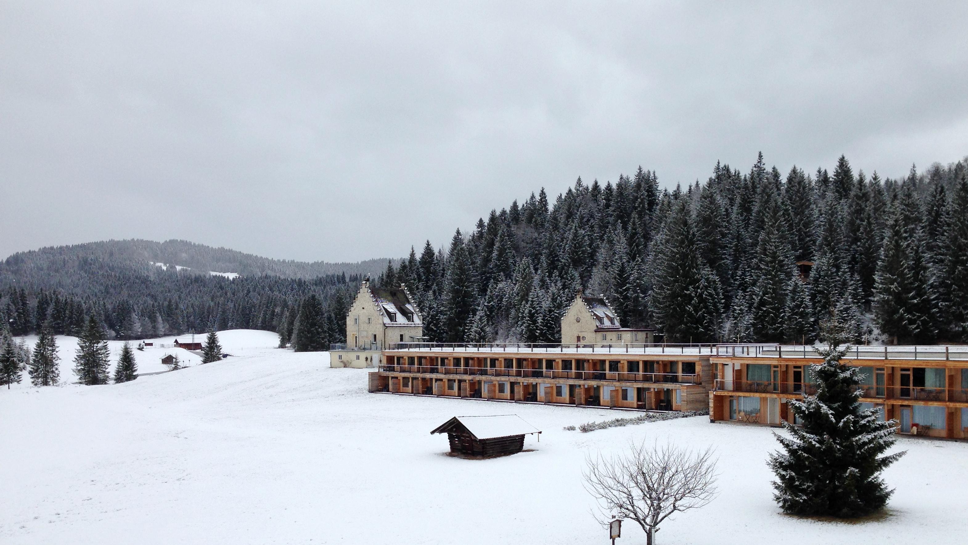 Kranzbach - Garden wing
